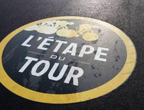L'Agence de communication et événementielle Plainitude repart sur l'Etape du Tour 2019
