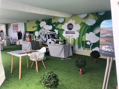 Agence événementielle : Salon professionnel, hospitalité, brand univers
